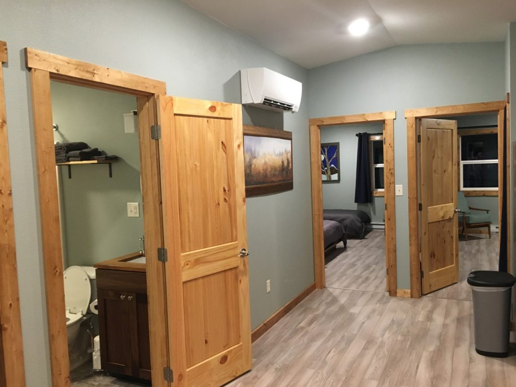 """The Haven"" - Big Horn Rental - Fort Smith, Montana - Shade Tree Outfitters"