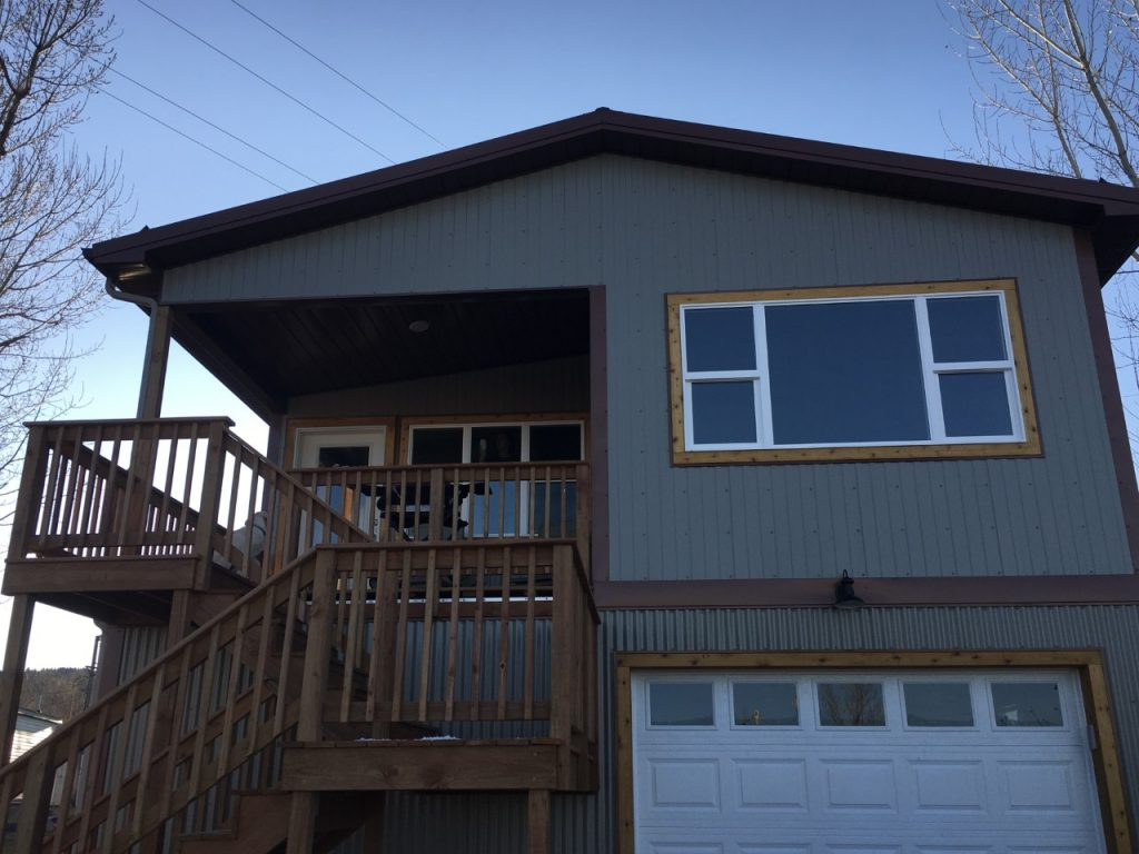 """""""The Haven"""" - Big Horn Rental - Fort Smith, Montana - Shade Tree Outfitters"""