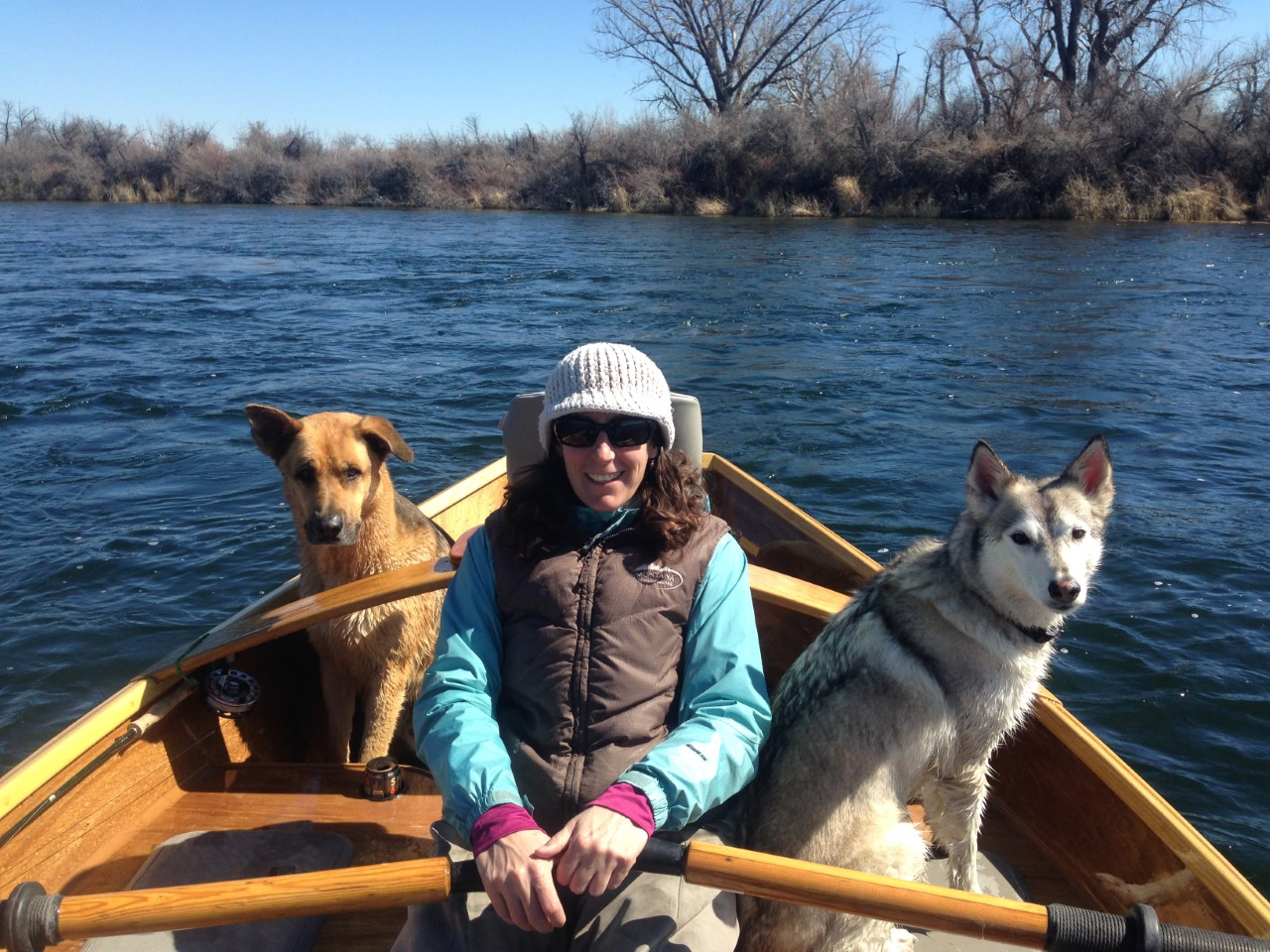 Katie Steele - Your river guide