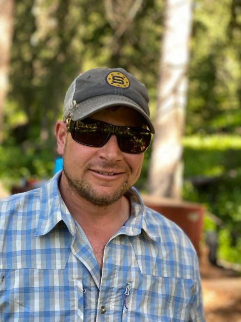 Tyler Steele is an avid outdoorsman and has been guiding professionally for 17 years